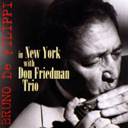 1992 – Bruno de Filippi in New York with Don Friedman Trio