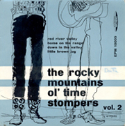 1953 - The Rocky Mountains - Ol'time stompers  - vol. 2