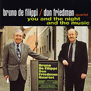 1995– Bruno de Filippi / Don Friedman quartet