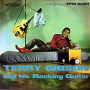 1959 - Terry Gibson and his rocking guitar