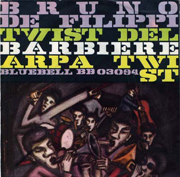1962 - Bruno de Filippi - Twist del barbiere