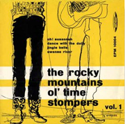 1951 - The Rocky Mountains - Ol'time stompers - vol. 1