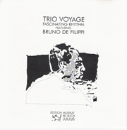 1994 –Trio voyage / Bruno de Filippi – Fascinating Rhythm